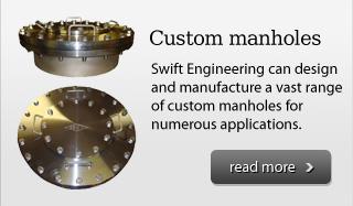 Custom Manholes