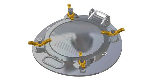 300 mm Inspection Cover